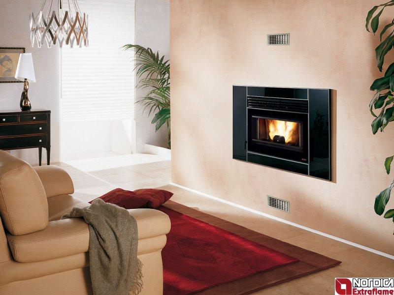 extraflame comfort p80 amb