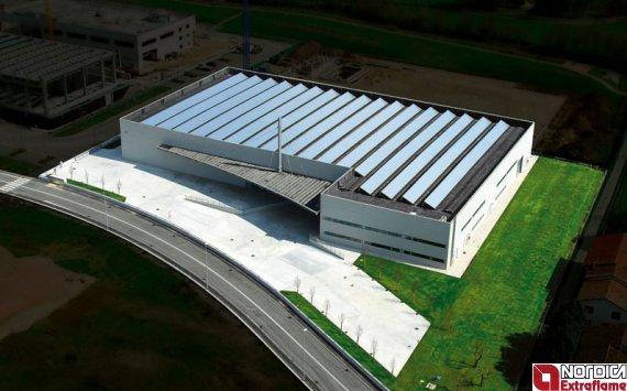 Fabrika krby La Nordica Italy G