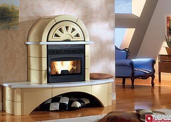 la nordica extraflame falo 1cp lt 10kw teplovzdu n krbov kachle na pelety. Black Bedroom Furniture Sets. Home Design Ideas